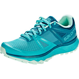 Salomon Trailster Scarpe Donna, bluebird/deep lagoon/beach glass